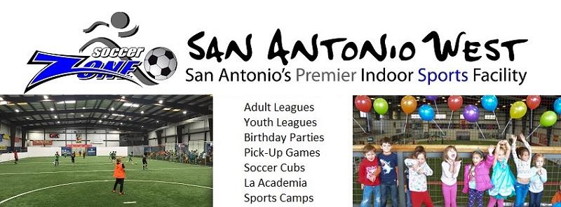 Soccerzone San Antonio West San Antonio Tx