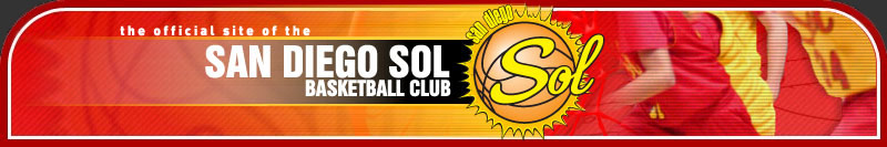 San Diego Sol Basketball Club