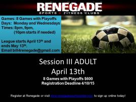 Renegade Sports Center