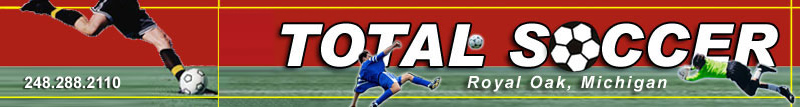 Total Soccer - Royal Oak, Michigan