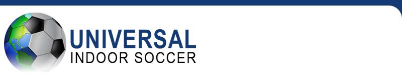 Universal Indoor Soccer - AD Sport